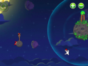Jogo Famosos Angry Birds Space HD