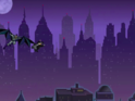 Jogo do Batman Batman - Night Sky Defender
