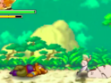 Jogo de Luta Dragon Ball Fierce Fighting 4