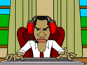 Jogo de Terror Obama in the Dark