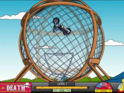 Jogo de Motos Os Simpsons - The Ball Of Death