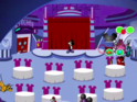 Jogo de Agilidade Pack the House - Level 5 - Mickey's Crazy Lounge