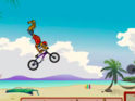Jogo do Scooby Doo Scooby Doo - Beach BMX