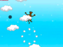 Jogo do Scooby Doo Scooby-Doo! Jumping Clouds