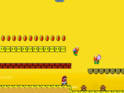Jogo de Plataforma Super Mario World Flash 2