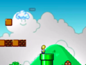 Jogo de Plataforma The Simpsons in Mario World