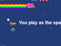 Jogo de Naves The Tale of Nyan Cat